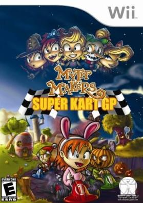 Descargar Myth Makers Super Kart GP [English] [WII-Scrubber] por Torrent